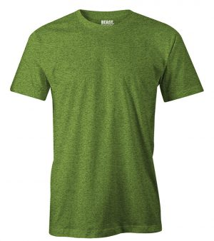 mens crew-neck plain t shirt amazon green sri lanka
