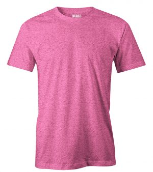 mens crew-neck plain t shirt bubblegum pink sri lanka