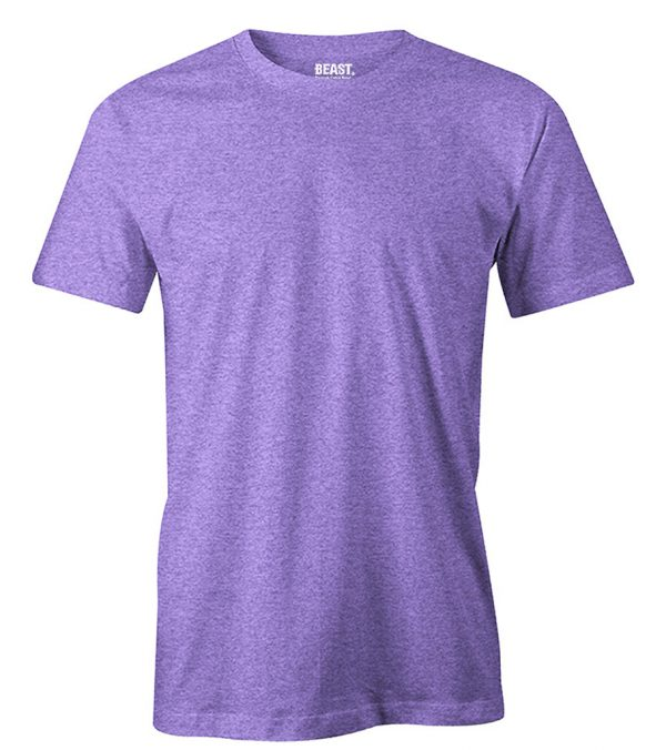 mens crewneck plain t shirt purple orchid sri lanka