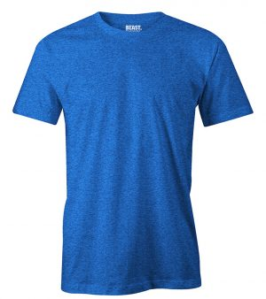 mens crew-neck plain t shirt zink blue sri lanka
