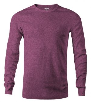 mens long sleeve t shirt deep purple sri lanka