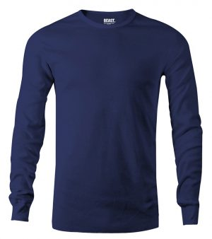 mens long sleeve t shirt navy blue sri lanka