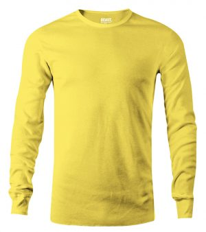 mens long sleeve t shirt yellow sri lanka