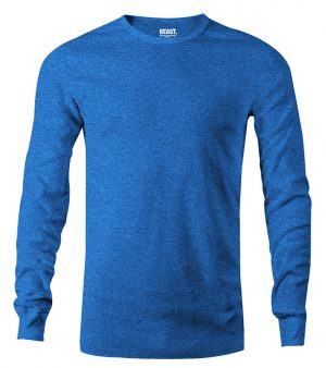 mens long sleeve t shirt zinc blue sri lanka